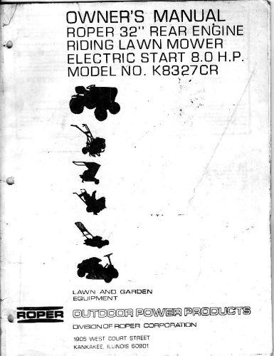 rab4232ew1 manual roper